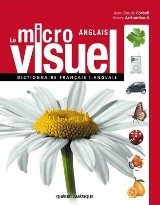Le Micro Visuel français-anglais