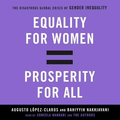 Equality for Women = Prosperity for All
