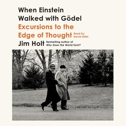 When Einstein Walked with Gödel
