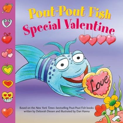 Pout-Pout Fish: Special Valentine