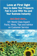 Love at First Sight - How to Make Your Prospects Fall in Love With You and Your Business Instantly - And Much More - 101 World Class Expert Facts, Hin