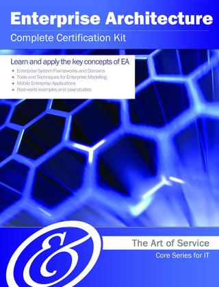 Enterprise Architecture Complete Certification Kit - Core Series for IT