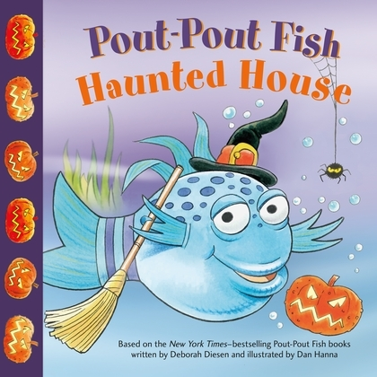 Pout-Pout Fish: Haunted House