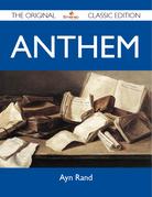 Anthem - The Original Classic Edition