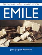 Emile - The Original Classic Edition