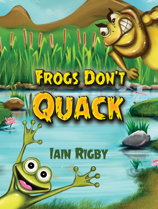 Frogs Don't Quack