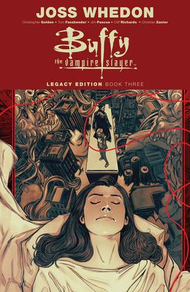 Buffy the Vampire Slayer Legacy Edition Book 3