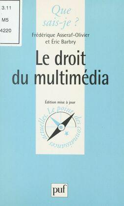 Le droit du multimédia