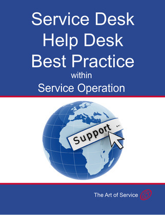 Transform and Grow Your Help Desk into a Service Desk within Service Operation: Service Desk, Help Desk Best Practice within Service Operation