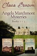 Angela Marchmont Mysteries: Books 1-3