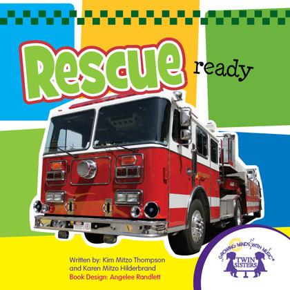 Rescue Ready Picture Book