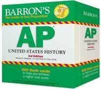 AP US History Flash Cards