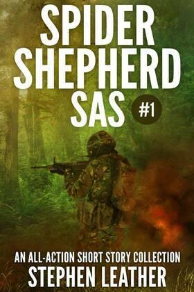 Spider Shepherd: Comando SAS Volúmen 1