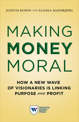 Making Money Moral