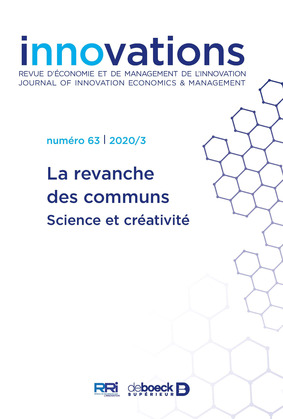 Innovations n° 63