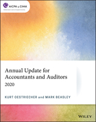 Annual Update for Accountants and Auditors: 2020