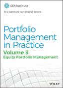 Portfolio Management in Practice, Volume 3