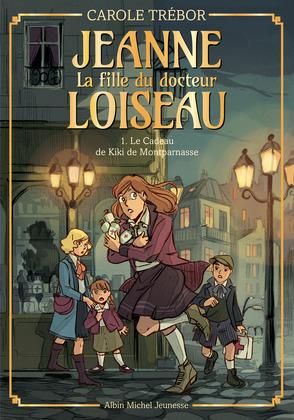 Le Cadeau de Kiki de Montparnasse - tome 1