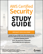 AWS Certified Security Study Guide