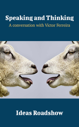 Speaking and Thinking - A Conversation with Victor Ferreira