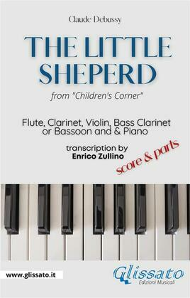 The Little Sheperd - Ensemble with Piano (score & parts)