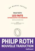 Les faits. Autobiographie d'un romancier