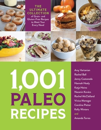 1,001 Paleo Recipes