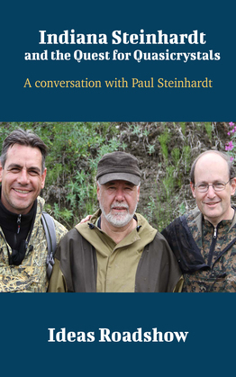 Indiana Steinhardt and the Quest for Quasicrystals - A Conversation with Paul Steinhardt