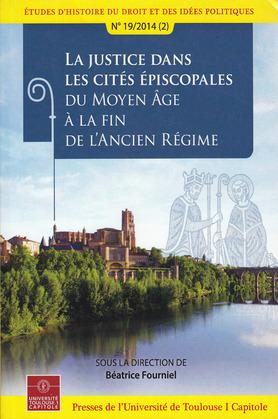 La justice dans les cités épiscopales
