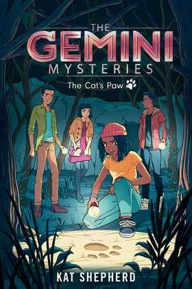 The Gemini Mysteries 2: The Cat's Paw