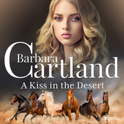 A Kiss in the Desert (Barbara Cartland's Pink Collection 29)