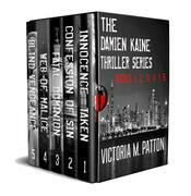 The Damien Kaine Thriller Series Books 1-5