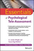 Essentials of Psychological Tele-Assessment