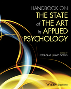 Handbook on the State of the Art in Applied Psychology