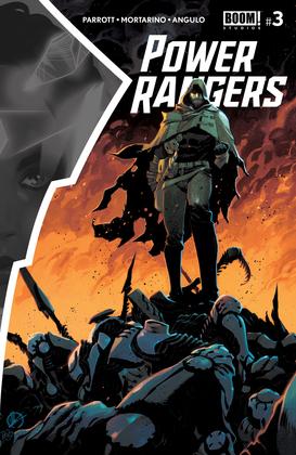 Power Rangers #3