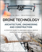 Drone Technology in Architecture, Engineering and Construction