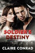 Soldier's Destiny: Timewalkers: 2 (A Paranormal Time Travel Romance)
