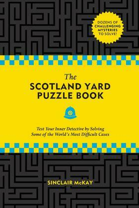 The Scotland Yard Puzzle Book