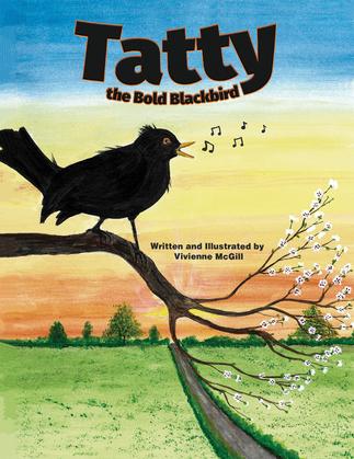 Tatty the Bold Blackbird