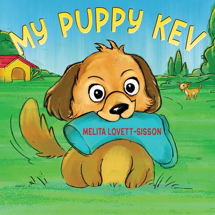 My Puppy Kev
