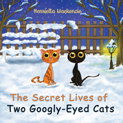 The Secret Lives of Two Googly-Eyed Cats