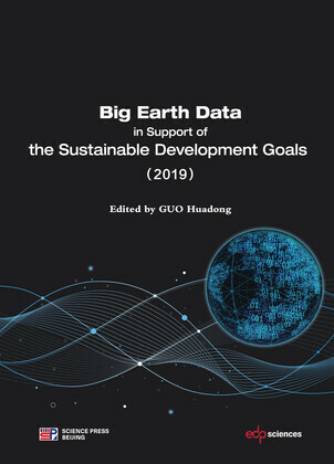 Big Earth Data in Support of the Sustainable Development Goals (2019)