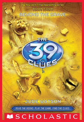 The 39 Clues #4: Beyond the Grave