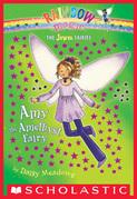 Jewel Fairies #5: Amy the Amethyst Fairy