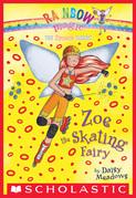 Sports Fairies #3: Zoe the Skating Fairy