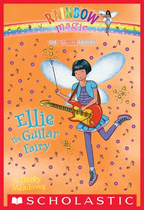 Music Fairies #2: Ellie the Guitar Fairy