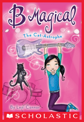 B Magical #4: The Cat-Astrophe