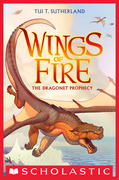 The Dragonet Prophecy (Wings of Fire #1)