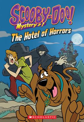 Scooby-doo Mystery #01: Hotel Of Horrors Ebk
