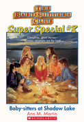 The Baby-Sitters Club Super Special #8: Baby-Sitters at Shadow Lake